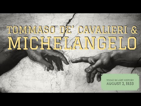 Michelangelo's Muse