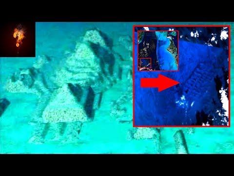 "Ancient City ""Built Underwater"" Found In Cuba?"