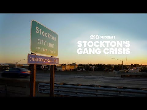 Stockton's history of gang violence