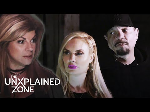 Ice-T & Coco's Haunted Factory Visit with Kim Russo | Celebrity Ghost Stories
