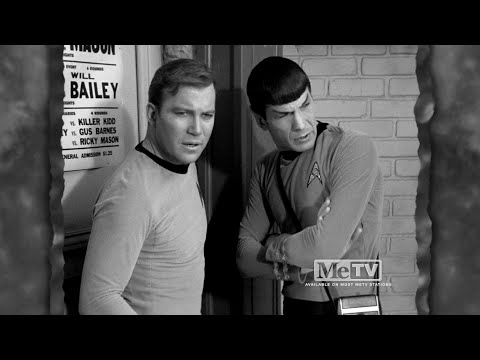 Star Trek / Andy Griffith Show mash-up