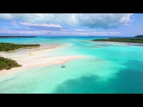 NEW CALEDONIA 4K - On the EDGE of the WORLD