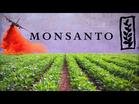 Monsanto: The Company that Owns the World's Food Supply