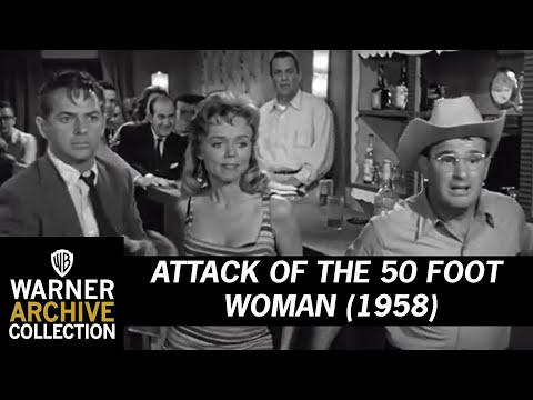 Attack of the 50 Foot Woman (1958) – Grabbing Harry