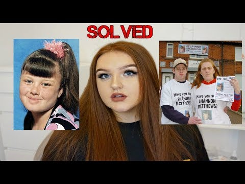 THE ABDUCTION OF SHANNON MATTHEWS | *SOLVED*