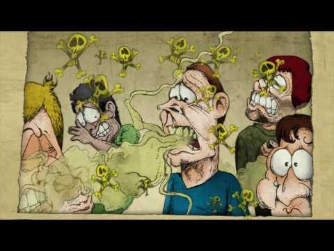 The Sad Tale Of Bad Breath Joe - Disturbing Animation