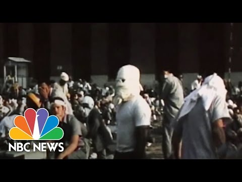 Mysteries of Attica | Flashback | NBC News