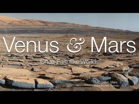 Venus and Mars - Once-Earthlike Worlds