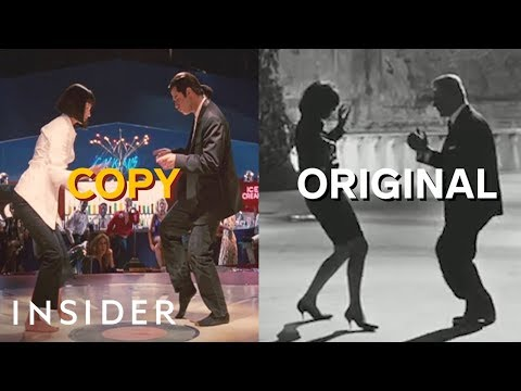 How Quentin Tarantino Steals From Other Movies | The Art Of Film