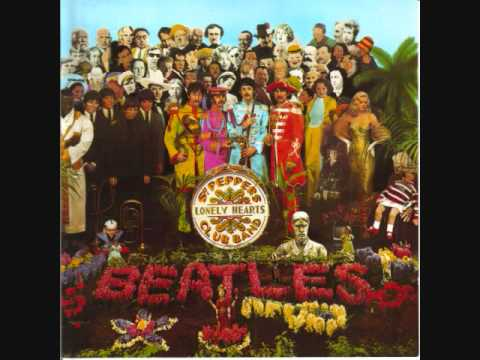 Being for the Benefit of Mr. Kite- The Beatles