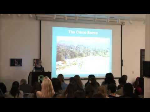 Penny Beerntsen @ Loundy Human Rights Project of Roosevelt University, Part 1 of 4