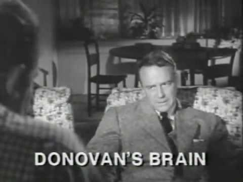 Donovan's Brain Trailer 1953