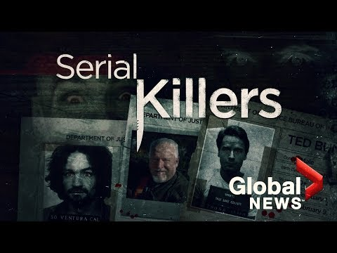 Mind of a serial killer: Why one in every 150 people is a psychopath