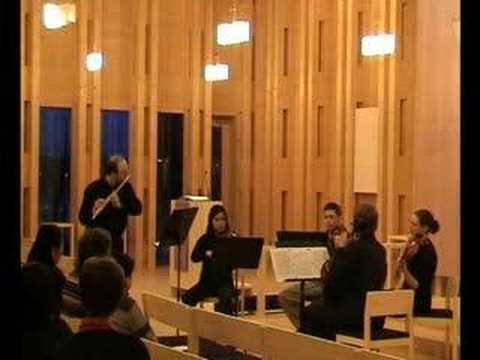 C.Ph.E.Bach Flute Concerto G-Dur 3mov. (D.Varelas)