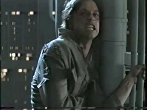 """Star Wars """"I am your father"""" Scene Full - UNEDITED 2000 vhs"""