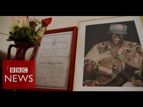 The man who saved 600 people during Rwanda genocide - BBC News
