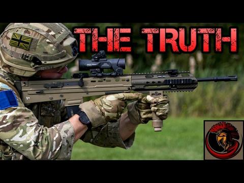 British SA80 Rifle - Why The Hate?