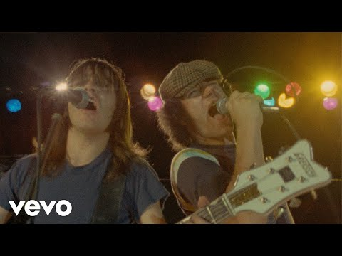 AC/DC - You Shook Me All Night Long (Official Video)