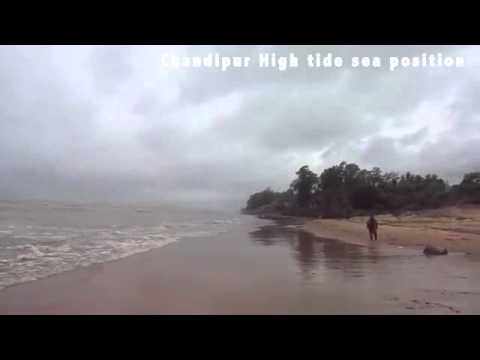 Hide and Seek sea of Chandipur