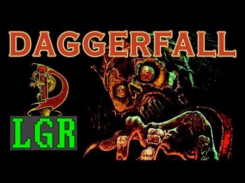 LGR - Elder Scrolls: Daggerfall - DOS PC Game Review