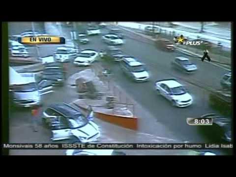 Video Muestra Ataque A Casino Royale De Monterrey 26-08-11