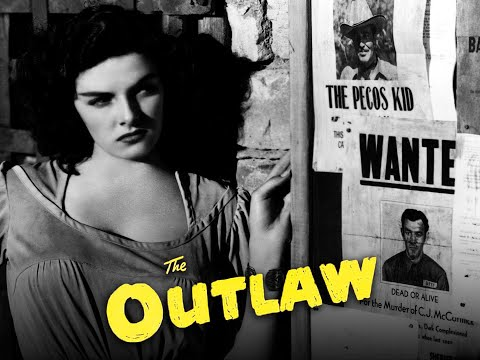 The Outlaw (1943) | Trailer | Jack Buetel | Thomas Mitchell | Jane Russell
