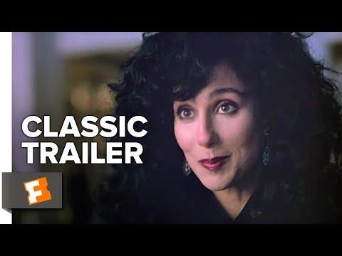 Moonstruck Official Trailer #1 - Nicolas Cage Movie (1987) HD
