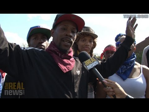 Baltimore Bloods, Crips: We Don't Need Police, We Protect Our Own