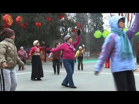 Will China Ban the Dancing Grannies?
