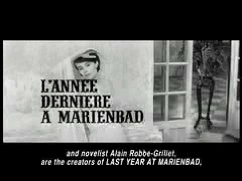 Last Year at Marienbad (1961) re-release trailer