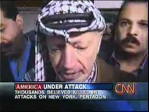238 Palestinian President Yassir Arafat on 911