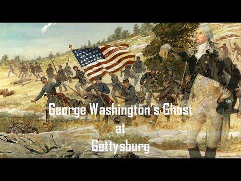 George Washington's Ghost at Gettysburg