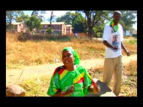 Mbare Chimurenga Choir - Nyatsoteerera
