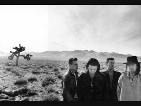 U2 - Exit - The Joshua Tree - Lyrics