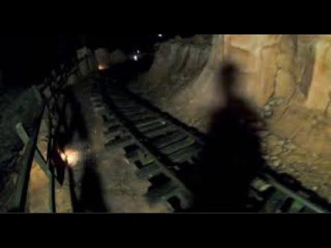 Climbing Disney's Big Thunder Mountain Railroad