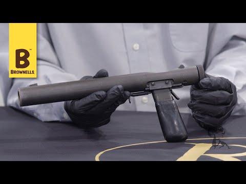From the Vault: Welrod Mk II Suppressed Pistol