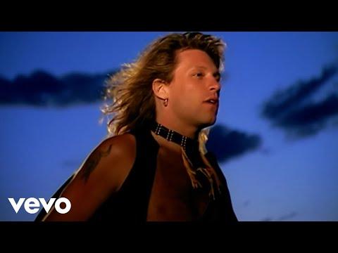 Jon Bon Jovi - Blaze Of Glory (Official Music Video)