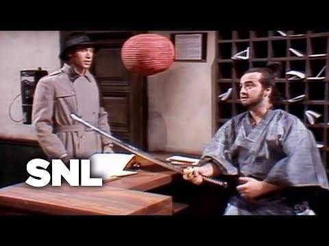 Samurai Hotel - SNL