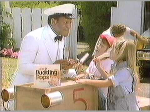 1983 Jell-O Pudding Pops Commercial with Bill Cosby