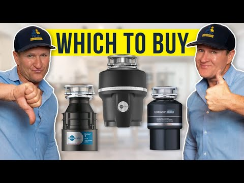 Best InSinkErator GARBAGE DISPOSAL! Can they handle our test?? - Twin Plumbing