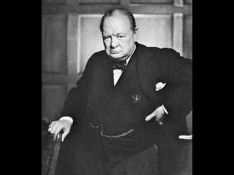 Winston S Churchill: We Shall Fight on the Beaches