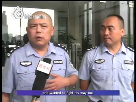 Chongqing police kill robbery suspect Zhou Kehua重庆警方今晨击毙系列杀人抢劫犯