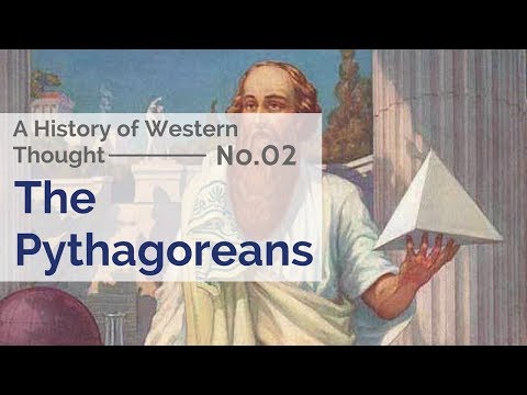 The Pythagoreans (A History of Western Thought 2)