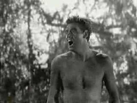 Johnny Weismuller Tarzan Call