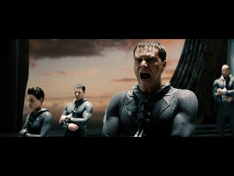General Zod's Trial - Man of Steel