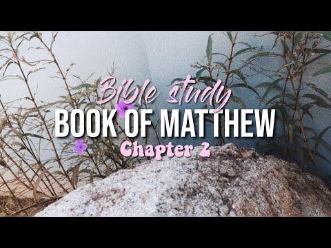 MATTHEW 2 : bible study with me