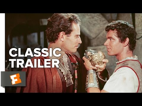 Ben-Hur (1959) Official Blu-Ray Trailer - Charlton Heston, Jack Hawkins, Stephen Boyd Movie HD