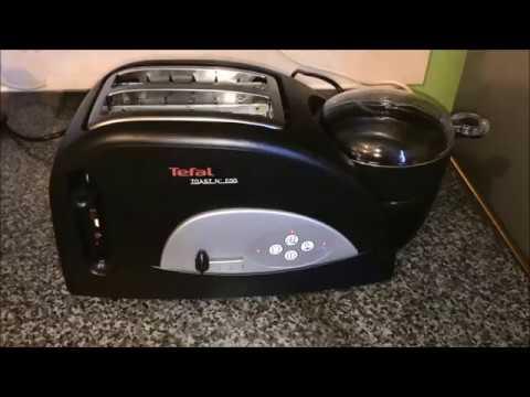 Tefal Toast n Egg TT550015 Review