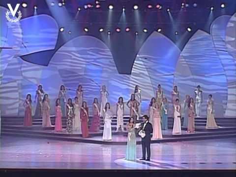 Mónica Spear - Miss Venezuela 2004