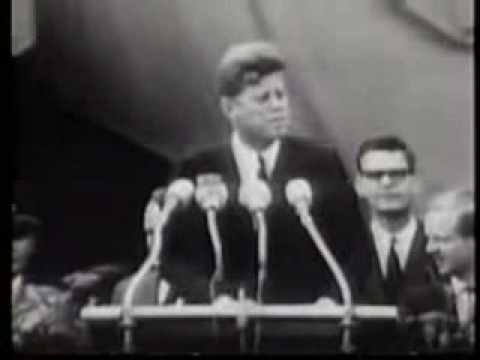 JF Kennedy Ich bin ein Berliner